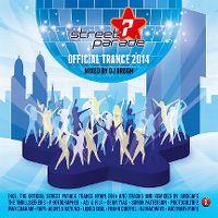 Cover DJ Dream - Street Parade - Official Trance 2014