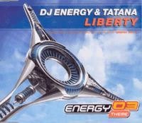 Cover DJ Energy & Tatana - Liberty (Energy 03 Theme)