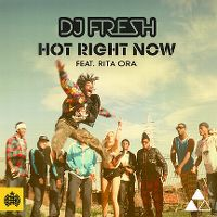 Cover DJ Fresh feat. Rita Ora - Hot Right Now