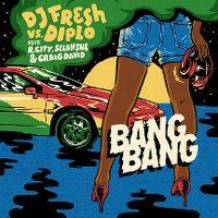 Cover DJ Fresh vs. Diplo feat. R. City, Selah Sue & Craig David - Bang Bang