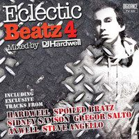 Cover DJ Hardwell - Eclectic Beatz 4