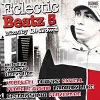 Cover DJ Hardwell - Eclectic Beatz 5