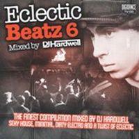 Cover DJ Hardwell - Eclectic Beatz 6