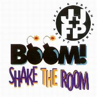 Cover DJ Jazzy Jeff & The Fresh Prince - Boom! Shake The Room