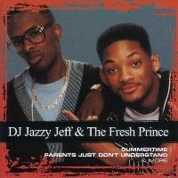 Cover DJ Jazzy Jeff & The Fresh Prince - Collections