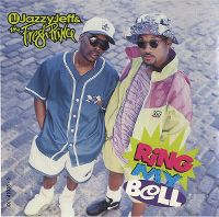 Cover DJ Jazzy Jeff & The Fresh Prince - Ring My Bell