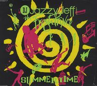 Cover DJ Jazzy Jeff & The Fresh Prince - Summertime