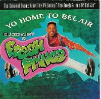 Cover DJ Jazzy Jeff & The Fresh Prince - Yo Home To Bel-Air