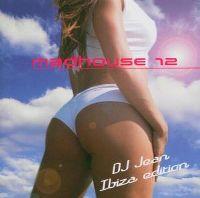 Cover DJ Jean - Madhouse 12 - Ibiza Edition