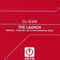 Cover DJ Jean - The Launch