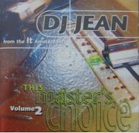Cover DJ Jean - This Masters Choice : DJ Jean Vol. 2