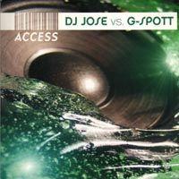 Cover DJ Jose vs. G-Spott - Access