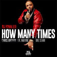 Cover DJ Khaled feat. Chris Brown, Lil Wayne & Big Sean - How Many Times