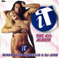 Cover DJ Marcello & DJ Jean - iT - The 4th Album