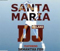 Cover DJ Milano feat. Samantha Fox - Santa Maria
