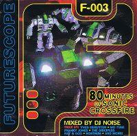 Cover DJ Noise - Futurescope F.003