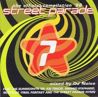 Cover DJ Noise - Street Parade - The Official Compilations '98