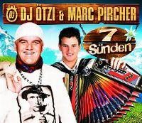 Cover DJ Ötzi & Marc Pircher - 7 Sünden
