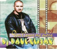Cover DJ Paul Elstak - Don't Leave Me Alone