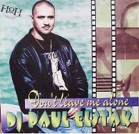 Cover DJ Paul Elstak - Don't Leave Me Alone