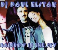 Cover DJ Paul Elstak - Rainbow In The Sky