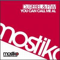 Cover DJ Rebel & FTW - You Can Call Me Al