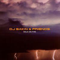 Cover DJ Sakin & Friends - Walk On Fire