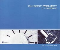 Cover DJ Scot Project - O - Overdrive