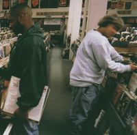 Cover DJ Shadow - Endtroducing