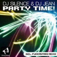 Cover DJ Silence & DJ Jean - Party Time!