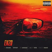 Cover DJ Snake & Sheck Wes feat. Offset, 21 Savage & Gucci Mane - Enzo