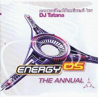 Cover DJ Tatana - Energy 05 - The Annual