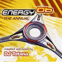 Cover DJ Tatana - Energy 06 - The Annual