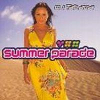 Cover DJ Tatana - Summer Parade - Trance 2009