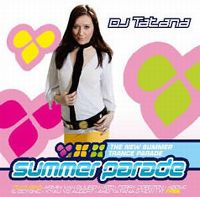 Cover DJ Tatana - Summer Parade 2006