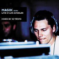 Cover DJ Tiësto - Magik Seven: Live In Los Angeles