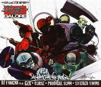 Cover DJ Tomekk feat. GZA, Curse, Prodigal Sunn & Stieber Twins - Ich lebe für Hip Hop