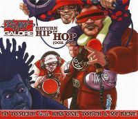 Cover DJ Tomekk feat. KRS One, Torch & MC Rene - Return Of Hip Hop (Ooh, ooh)