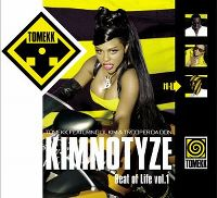 Cover DJ Tomekk feat. Lil' Kim & Trooper Da Don - Kimnotyze