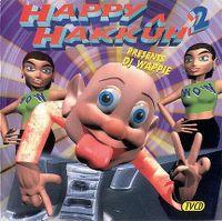 Cover DJ Wappie - Happy Hakkûh 2 presents