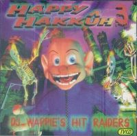 Cover DJ Wappie - Happy Hakkûh 3