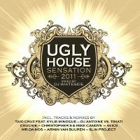 Cover DJ Whiteside - Ugly House Sensation 2011