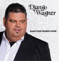 Cover Django Wagner - Daar zijn vaders voor