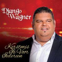 Cover Django Wagner - Kerstmis is voor iedereen