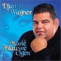 Cover Django Wagner - Mooie blauwe ogen