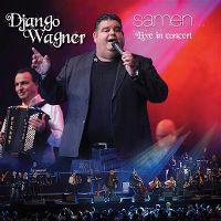 Cover Django Wagner - Samen... - Live In Concert