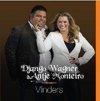 Cover Django Wagner & Antje Monteiro - Vlinders