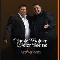 Cover Django Wagner & Peter Beense - Vanaf vandaag