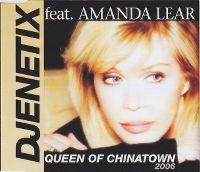 Cover DJenetix feat. Amanda Lear - Queen Of Chinatown 2006
