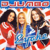 Cover Djumbo - Eyahe (ik wil met jou)